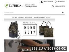 Miniaturka domeny elfrika.pl