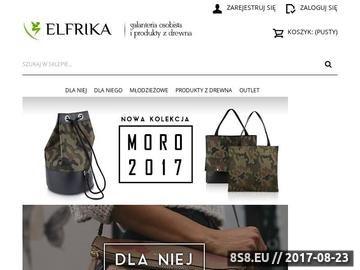 Zrzut strony Polskie torby