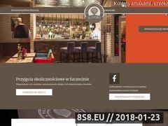 Miniaturka elglobo.com.pl (Posiłki w centrum Szczecina)