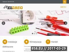 Miniaturka domeny elgreg.pl