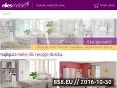 Miniaturka elies.pl (Meble oraz wystrój wnętrz)
