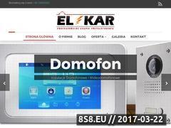 Miniaturka domeny elkar-inst.pl