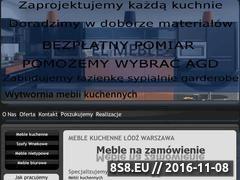 Miniaturka domeny www.elmeble.pl