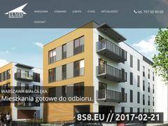Miniaturka domeny elmis-domy.pl