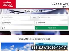 Miniaturka domeny www.eloty.pl