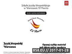 Miniaturka domeny elpuerto.pl