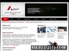 Miniaturka domeny www.elstin.com