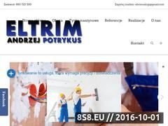 Miniaturka domeny eltrimuslugi.com