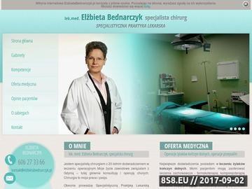 Zrzut strony Chirurg Gdynia
