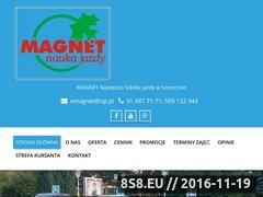 Miniaturka emagnet.pl (Jazdy doszkalające Szczecin)
