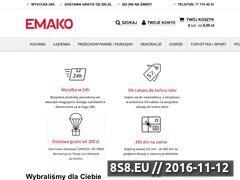 Miniaturka domeny emako.pl