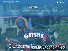 Miniaturka emar.szczecin.pl (Kurs jazdy)