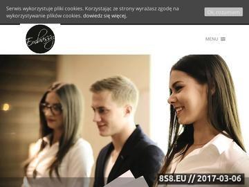 Zrzut strony Agencja Hostess Warszawa Embassy