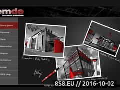 Miniaturka domeny www.emdearch.com