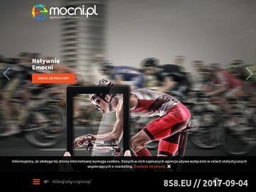 Zrzut strony Emocni - projektowanie stron internetowych Bydgoszcz