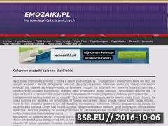 Miniaturka domeny www.emozaiki.pl