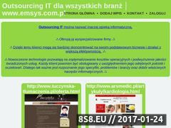 Miniaturka domeny emsys.com.pl
