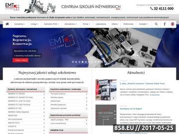 Zrzut strony Emt-systems.pl