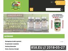 Miniaturka enaturalnie.pl (Sklep ekologiczny)