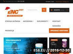 Miniaturka domeny encsport.pl