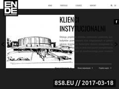 Miniaturka domeny ende.com.pl