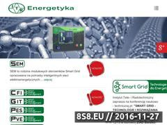 Miniaturka domeny energetyka.itr.org.pl