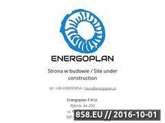 Miniaturka domeny www.energoplan.pl