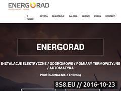 Miniaturka domeny energorad.com.pl