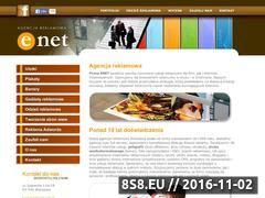 Miniaturka domeny enet.net.pl