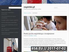 Miniaturka domeny www.engielski.pl