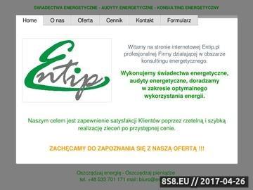 Zrzut strony Świadectwa energetyczne: Rzeszów, Kraków, Krosno, Strzyżów, Jasło