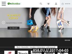 Miniaturka domeny www.eobuwie.com.pl