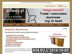 Miniaturka domeny www.eodlewy.pl