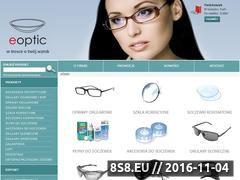 Miniaturka domeny www.eoptic.pl