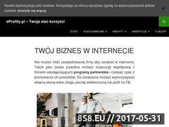 Miniaturka domeny www.eprofity.pl