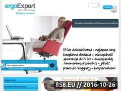 Miniaturka domeny www.ergoexpert.pl