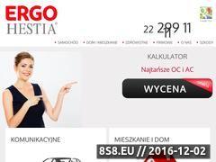 Miniaturka domeny ergohestia.waw.pl