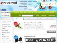 Miniaturka domeny erowery.pl