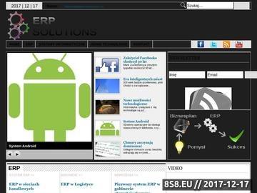 Zrzut strony Sprzęt, oprogramowanie, technologia