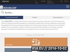 Miniaturka domeny erp.rekord.com.pl