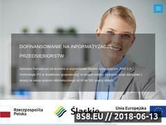 Miniaturka erpserwis.net (Wdrożenia ERP dla Twojej firmy)