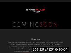 Miniaturka erreplus.pl (Siodła i sprzęt do jazdy konnej Erreplus)