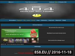 Miniaturka domeny error-404.cba.pl