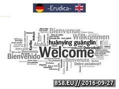 Miniaturka erudica.com (Kursy i indywidualne zajęcia językowe)