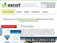 Miniaturka domeny escortiwspolnicy.pl