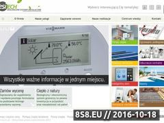 Miniaturka domeny www.esi-tech.pl