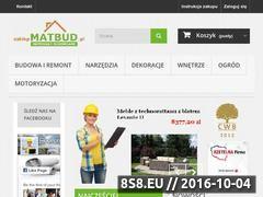 Miniaturka domeny esklepmatbud.pl