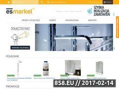 Miniaturka domeny esmarket.pl