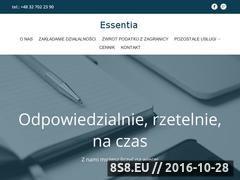 Miniaturka domeny essentia24.pl