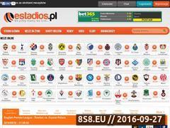Miniaturka estadios.pl (Mecze na żywo w Internecie)